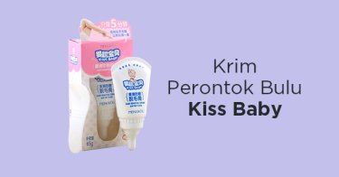 Kiss Baby Depilatory Cream
