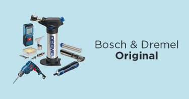 Bosch dan Dremel Original