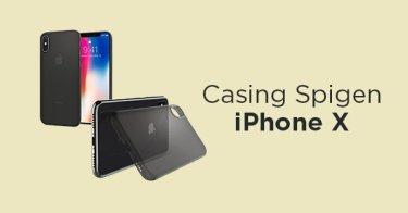 Casing Spigen iPhone X