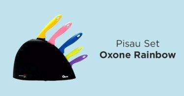 Oxone Pisau Set Rainbow