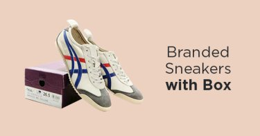 Branded Sneakers with Box