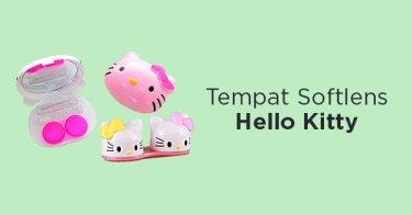 Tempat Softlens Hello Kitty