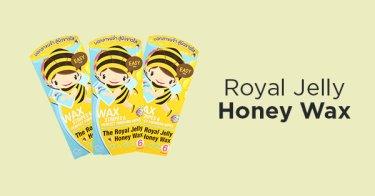 Muku Royal Jelly Honey Wax