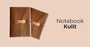 Notebook Kulit