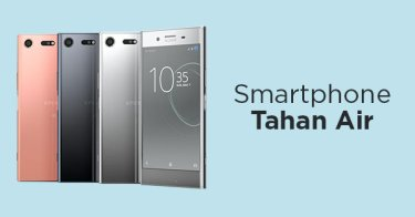 Smartphone Tahan Air