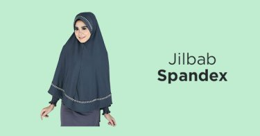 Jilbab Spandex
