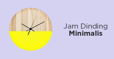 Jam Dinding Minimalis