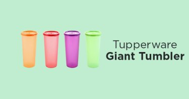 Tupperware Giant Tumbler