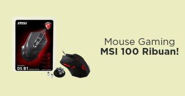 Mouse Gaming MSI 100rban