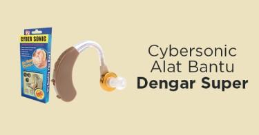 Cybersonic Hearing Aid