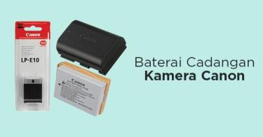 Baterai Kamera Canon