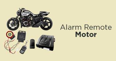 Motorcycle Remote Alarm