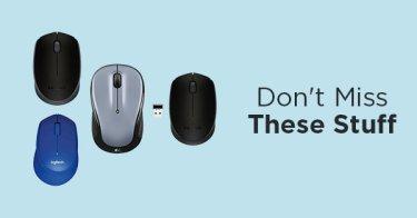 Mouse Logitech M Series