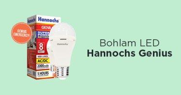 Hannochs Genius Bohlam LED