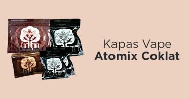 Atomix Coklat Kapas Vape