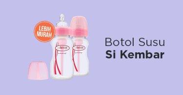 Botol Susu Twin
