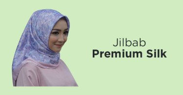 Jilbab Premium Silk
