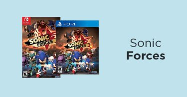 Game Sonic Forces