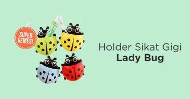 Holder Sikat Gigi Lady Bug