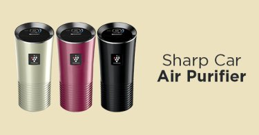 Sharp Car Air Purifier