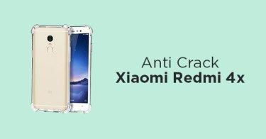 Anti Crack Xiaomi Redmi 4x