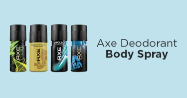 Axe Deodorant Body Spray