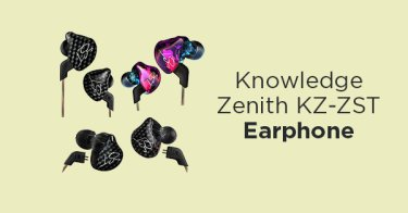 Knowledge Zenith KZ-ZST Earphone