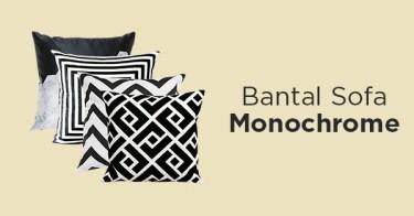 Bantal Sofa Monochrome