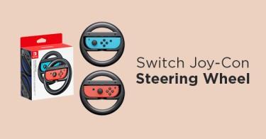 Switch Joy-Con Steering Wheel