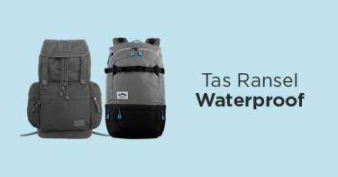 Tas Ransel Waterproof