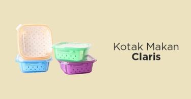 Kotak Makan Claris