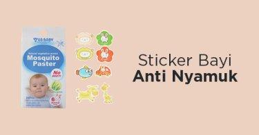 Sticker Bayi Anti Nyamuk