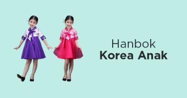 Hanbok Korea Anak