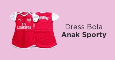 Dress Bola Anak