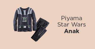 Piyama Star Wars Anak