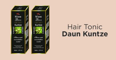 Hair Tonic Daun Kuntze