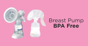 Breast Pump BPA Free