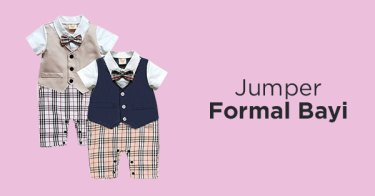 Jumper Formal Bayi