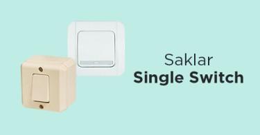 Saklar Single Switch