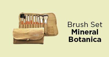 Brush Set Mineral Botanica
