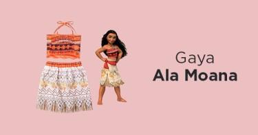 Outfit Anak Ala Moana
