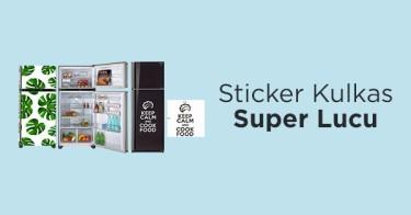 Sticker Kulkas