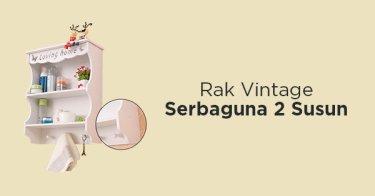 Rak Vintage 2 Susun