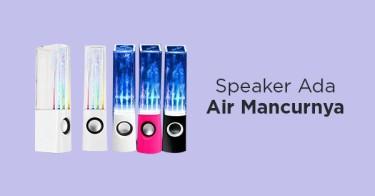 Speaker Air Mancur