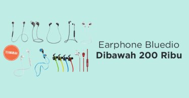 Earphone Bluedio