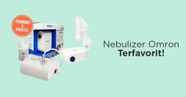 Nebulizer Omron