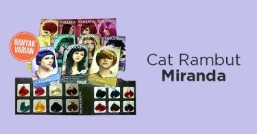 Cat Rambut Miranda
