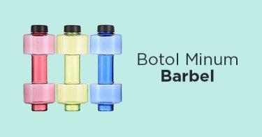 Botol Minum Barbel