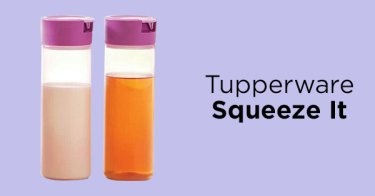 Tupperware Squeeze It