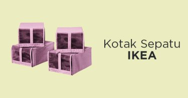 Kotak Sepatu IKEA Skubb